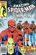 Amazing Spider-Man (1963 1st Series) Canadian Price Variant 276