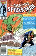 Amazing Spider-Man (1963 1st Series) Canadian Price Variant 277