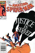 Amazing Spider-Man (1963 1st Series) Canadian Price Variant 278