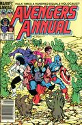 Avengers (1963 1st Series) Annual Canadian Variant 13
