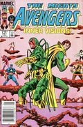 Avengers (1963 1st Series) Canadian Price Variant 251