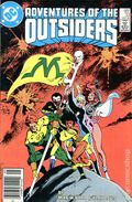 Batman and the Outsiders (1983 1st Series) Canadian Price Variant 33