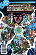 Crisis On Infinite Earths (1985) Canadian Price Variant 3
