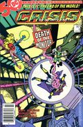 Crisis On Infinite Earths (1985) Canadian Price Variant 4