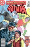 Detective Comics (1937 1st Series) Canadian Price Variant 542