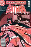 Detective Comics (1937 1st Series) Canadian Price Variant 546
