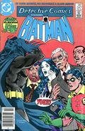 Detective Comics (1937 1st Series) Canadian Price Variant 547