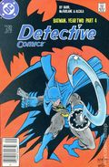 Detective Comics (1937 1st Series) Canadian Price Variant 578