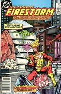 Firestorm (1982 2nd Series) Canadian Price Variant 37