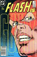 Flash (1959 1st Series DC) Canadian Price Variant 348