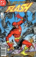 Flash (1987 2nd Series) Canadian Price Variant 3