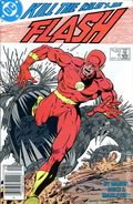 Flash (1987 2nd Series) Canadian Price Variant 4