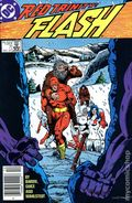 Flash (1987 2nd Series) Canadian Price Variant 7