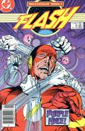 Flash (1987 2nd Series) Canadian Price Variant 8