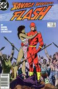 Flash (1987 2nd Series) Canadian Price Variant 10