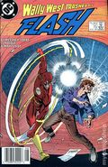 Flash (1987 2nd Series) Canadian Price Variant 15