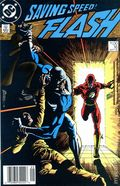 Flash (1987 2nd Series) Canadian Price Variant 16