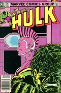 Incredible Hulk (1962-1999 1st Series) Canadian Price Variant 287