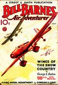 Bill Barnes Air Adventurer (1934-1935 Street & Smith) Pulp Vol. 1 #6