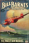 Bill Barnes Air Adventurer (1934-1935 Street & Smith) Pulp Vol. 3 #1