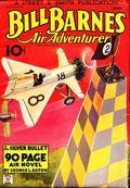 Bill Barnes Air Adventurer (1934-1935 Street & Smith) Pulp Vol. 3 #3