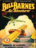 Bill Barnes Air Adventurer (1934-1935 Street & Smith) Pulp Vol. 3 #4