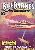 Bill Barnes Air Adventurer (1934-1935 Street & Smith) Pulp Vol. 3 #5
