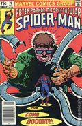 Spectacular Spider-Man (1976 1st Series) Canadian Price Variant 78
