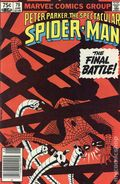Spectacular Spider-Man (1976 1st Series) Canadian Price Variant 79