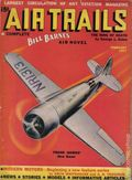 Air Trails (1934-1942, 1950-1954 Street & Smith) Pulp 2nd Series Vol. 7 #5