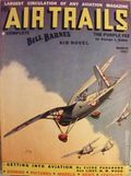Air Trails (1934-1942, 1950-1954 Street & Smith) Pulp 2nd Series Vol. 7 #6