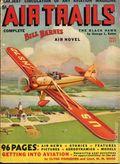 Air Trails (1934-1942, 1950-1954 Street & Smith) Pulp 2nd Series Vol. 8 #2