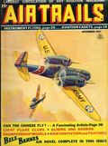 Air Trails (1934-1942, 1950-1954 Street & Smith) Pulp 2nd Series Vol. 9 #2