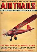 Air Trails (1934-1942, 1950-1954 Street & Smith) Pulp 2nd Series Vol. 10 #1