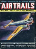 Air Trails (1937-1939 Street & Smith) Pulp 2nd Series Vol. 10 #2