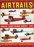 Air Trails (1937-1939 Street & Smith) Pulp 2nd Series Vol. 10 #3
