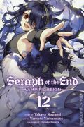 Seraph of the End: Vampire Reign GN (2014 Viz Digest) 12-1ST