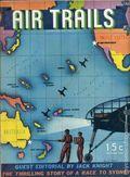 Air Trails (1934-1942, 1950-1954 Street & Smith) Pulp 2nd Series Vol. 11 #1