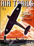 Air Trails (1937-1939 Street & Smith) Pulp 2nd Series Vol. 12 #2