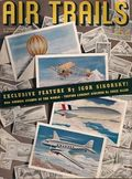 Air Trails (1937-1939 Street & Smith) Pulp 2nd Series Vol. 12 #3