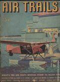 Air Trails (1937-1939 Street & Smith) Pulp 2nd Series Vol. 12 #5