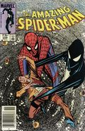 Amazing Spider-Man (1963 1st Series) Canadian Price Variant 258