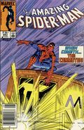 Amazing Spider-Man (1963 1st Series) Canadian Price Variant 267