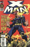X-Man (1995) 1