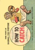 Finer Points of Baseball For Everyone: How to Catch (1958) 1958
