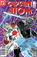 Captain Atom (1987 DC) Canadian Price Variant 7