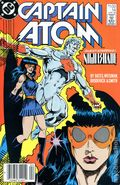Captain Atom (1987 DC) Canadian Price Variant 14
