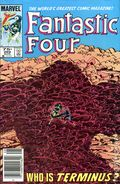 Fantastic Four (1961 1st Series) Canadian Price Variant 269