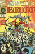 Silver Surfer Warlock Resurrection (1993) 2