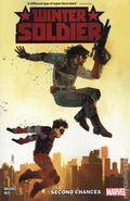 Winter Soldier Second Chances TPB (2019 Marvel) 1-1ST